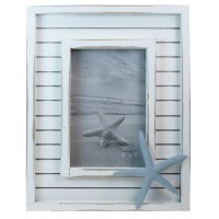 8810 - Beach Hut Photo Frame