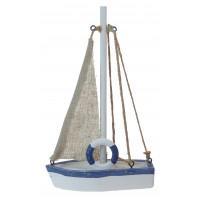8813 - Wooden Yacht