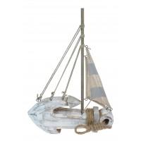 8817 - Anchor Sailboat