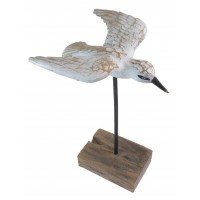 6578 - Resin Flying Seagull