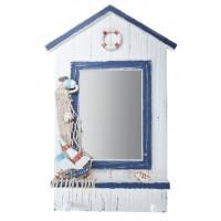 7179 - Wooden Mirror